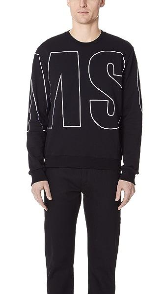 MSGMGiantMSGMSweatshirt