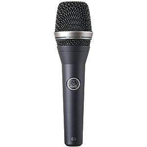 akg 爱科技 c5 专业电容人声话筒
