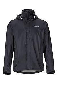Marmot 男士硬壳防雨夹克防水透气雨衣
