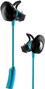 Bose SoundSport 无线耳机-水蓝色 wireless 耳塞式蓝牙耳麦 运动耳机 智能耳机 761529-0020