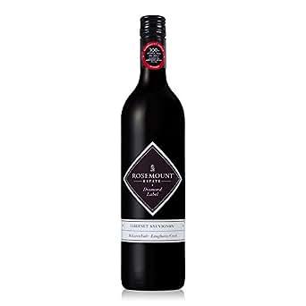ROSEMOUNT 若诗庄园 奔富同门 钻石标赤霞珠干红葡萄酒750ml(澳洲进口红酒)