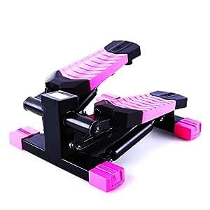 索维尔 踏步机 家用静音 迷你多功能健身器材 减肥脚踏机 SW-T520 (粉色)