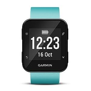 GARMIN 佳明 中性 光学心率GPS跑步智能腕表 Forerunner35 蓝色