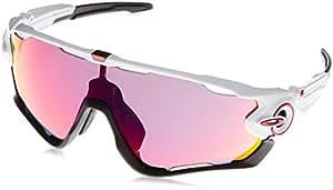 Oakley 欧克利 JAWBREAKER 中性 专业骑行眼镜 9270 PRIZM公路红色镜片