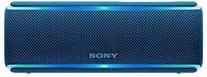 Sony 索尼 SRS-XB21 无线蓝牙便携音箱 音响 蓝色