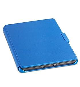 全新Kindle品牌保护套(适用于第八代Kindle电子书阅读器以及Kindle X 咪咕电子书阅读器),孔雀蓝