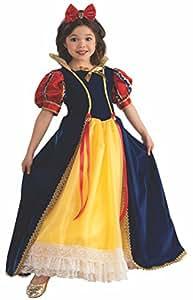 Rubie's服装公司女魔白雪公主服装 单色 大