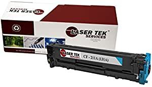 Laser TEK services 兼容硒鼓替换件适用于 HP CF 210x CF 210A & 激光打印机碳粉 & 激光打印机碳粉 & 激光打印机碳粉 . ( HY 黑色,黑色,青色,洋红色,黄色)