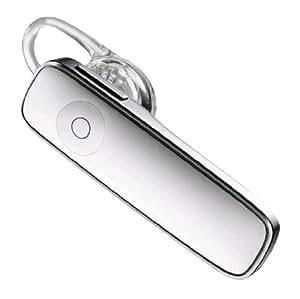 Plantronics 缤特力 M165新版 蓝牙耳机(白) 全新升级 双麦克风降噪,支持A2DP音乐播放