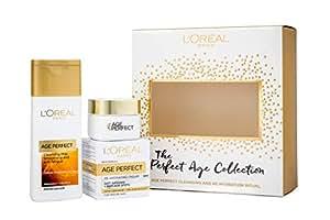 L'Oreal Paris Skin Expert Age 完美清洁和保湿礼物套装