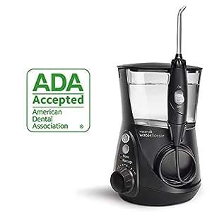 waterpik 洁碧 ADA认证 WP-662 Aquarius 冲牙器 Black (需配合变压器适用)