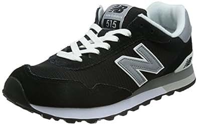 New Balance 515系列 男 休闲跑步鞋 ML515COE-D-95 黑色 43 (US 9.5)