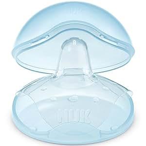 德国NUK超薄型 乳头保护罩2只(附保存盒)