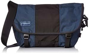 Timbuk2 中性 信使邮差包 单肩电脑包 TKB116-4 蓝色/黑色(M) 15.6寸 31*18*46cm