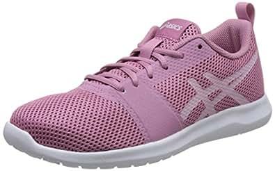 ASICS 亚瑟士 女 跑步鞋 KANMEI MX T899N-2020 粉色 39.5 (US 8)