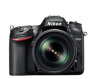 Nikon 尼康 D7200 单反套机(AF-S DX 尼克尔 18-140mm f/3.5-5.6G ED VR镜头)