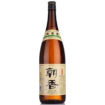 朝香纯米酒 1800ml