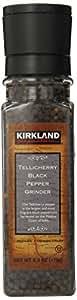 加版 Kirkland 柯克兰 黑胡椒 自带研磨器 178g 两瓶