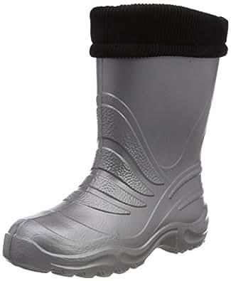 lemigo 马轻质 EVA 橡胶靴带内衬雨靴惠灵顿靴