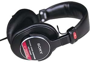 索尼 Sony Mdr-cd900st Studio Monitor Stereo Headphones