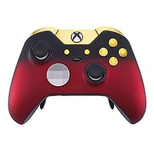Elite 控制器(Xbox One) Red Shadow & Gold