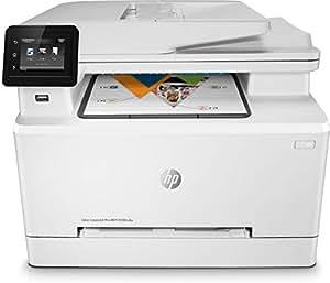 HP 惠普 Pro MFP M281fdw彩色激光无线打印机 打印/复印/扫描/传真 多功能一体机