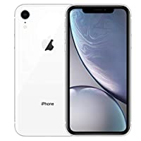 Apple 苹果 iPhone XR 新品 全网通 移动联通电信4G 双卡双待【官网发售后发货 敬请关注岗隆旗舰店】 (6.1英寸64G, 白色)