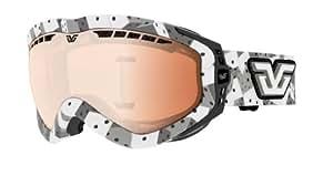 Gordini Sprock Goggles (Gold Flash Mirror, Dice)