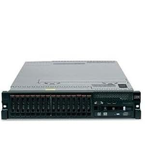"""IBM 服务器X3690X5 7147I21(x3690X5, 标配一个Intel 6核Xeon E7-4807处理器(1.86GHz, 18M缓存, 4.8GT/s),可扩至两颗处理器,标配1块内存板(可扩展至2个内存板),16GB(2x8GB) 1066MHz DDR3 1.35V内存(PN:49Y1407),最大可扩充至512GB,标配8个2.5""""SAS 热插拔硬盘托架,标配 M5015,支持RAID 0/1/5(电池可选),5个PCI-E插槽,主机带两个千兆以太网端口,标配1个675W热插拔电源(带1根PDU电源线)可扩展至4个电源, 2U机架式,光驱可选。三年7*24*4有限保修)3年保"""