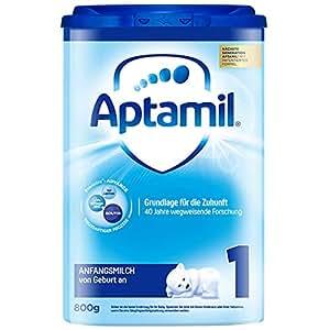 (跨境自营)(包税) Aptamil 德国爱他美 婴儿配方奶粉1段 800g(0-6个月)