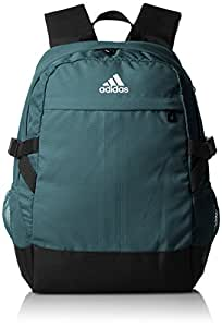 adidas 阿迪达斯 TRAINING 中性 BP POWER III M 双肩背包 AY5093 侦探绿 F16/侦探绿 F16/白 M
