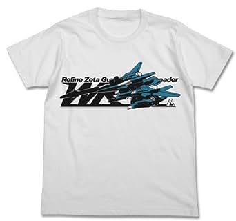 機動戦士ガンダムUC(ユニコーン) リゼルWR Tシャツ ホワイト サイズ, M