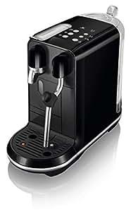 Nespresso by Sage SNE500BKS The Creatista Uno, Black Sesame