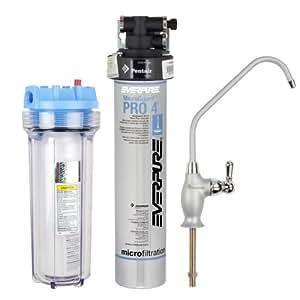 Everpure 爱惠浦 PRO4型 净水器 净水机 直饮机 厨房餐饮用水及商用过滤器(不含安装)(供应商直送)