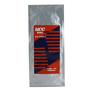 UCC 悠诗诗 曼特宁咖啡豆 200g