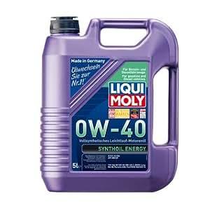 liqui-moly 力魔官方旗舰店 合成能量全合成机油 0W-40 9515