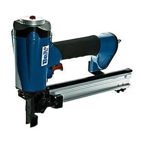 BeA 12000533 14/40-770C 工业级充气订书,带接触作用,2.22 厘米皇冠 1.91 厘米至 4.13 厘米的*大腿,