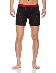 EXOFFICIO 男士 四角裤 1241-2336-9999 黑色 XL