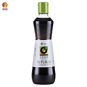 【酱油】欣和 禾然特级酱油酿造酱油黄豆酱油500mL