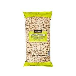 Kirkland 柯克兰 盐焗开心果1.36kg(美国品牌) (跨境自营,包邮包税)