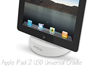 KiDiGi USB 坞站适用于 Apple iPad 2 白色