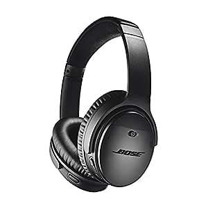 Bose QuietComfort QC35 II 2代 头戴式 无线 蓝牙 降噪 立体声 耳机-黑色
