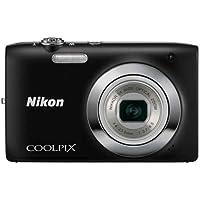 Nikon 尼康 S2600 数码相机(黑色)
