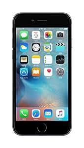 Apple iPhone 6 (64G) 4G智能手机(深空灰色 公开版)