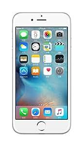 Apple iPhone 6 (64G) 4G智能手机(银色 公开版)
