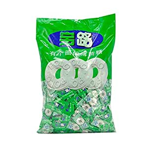 雀巢 宝路薄荷糖750g 有个圈的宝路糖 POLO糖 薄荷味压片清凉糖果