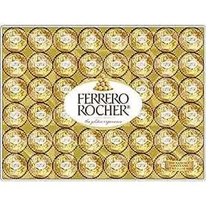 Ferrero 费列罗 榛果金沙巧克力 (48粒)(美国进口) (跨境自营,包邮包税)