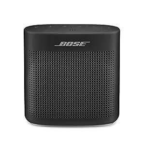 Bose SoundLink Color 蓝牙扬声器 II-黑色