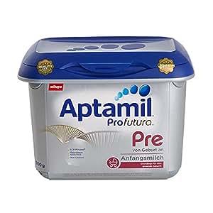 Aptamil 德国爱他美 新白金版 婴儿奶粉Pre段800g (0-6个月) 包邮包税【跨境自营】