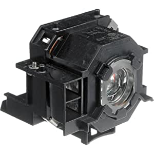 Electrified E-V13H010L42-ELE10 E-V13H010L42 Compatible Replacement Lamp with Housing for EMP-400W Epson Projectors